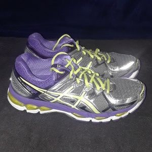 ASICS Gel-Kayano 21 Womens Size 10 Running Shoes